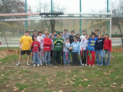 GOYA Turkey Bowl - November 27, 2005