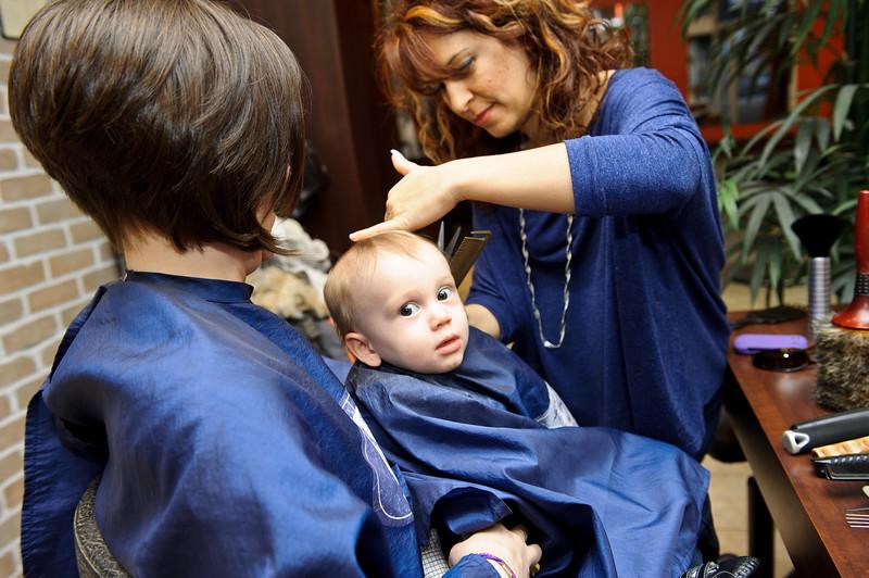 Milos first haircut-2.jpg
