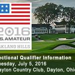2016 US Amateur Sectional