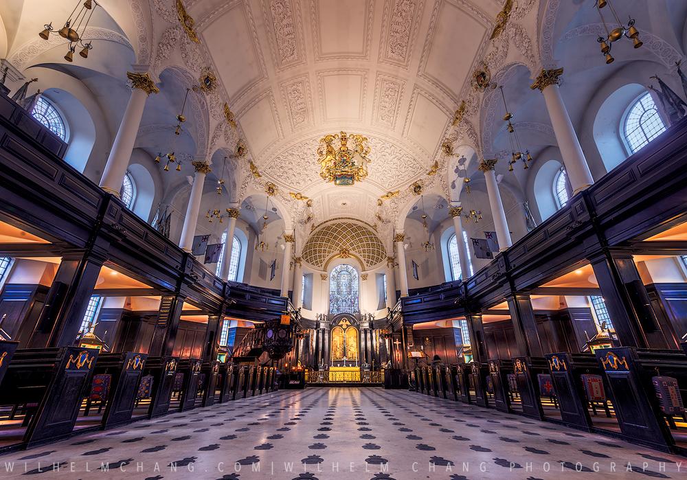 到英國攝影 倫敦隱藏景點 St Clement Danes教堂 by旅行攝影師張威廉