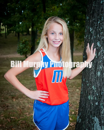 2016 Marshall County Middle School Cross Country