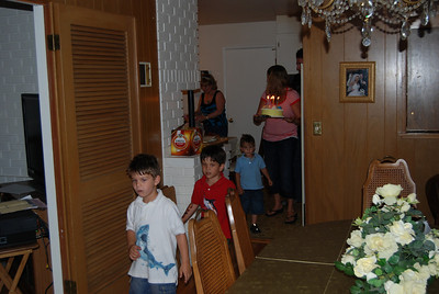 Yousef's 70th bday 2008