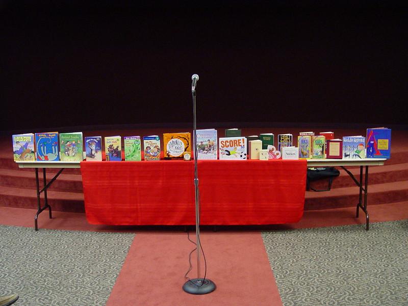 Many of Charles' children's books.jpg