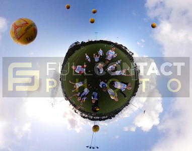 Particip8 & CYCA Fun Football Launch