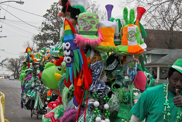 46th Annual St Patrick's Day Parade