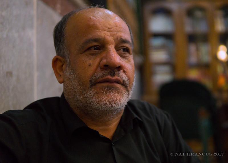 Man in Qazvin, Iran