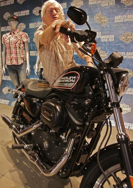 Harley Davidson Sportster 833