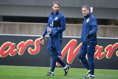 England International Team Training