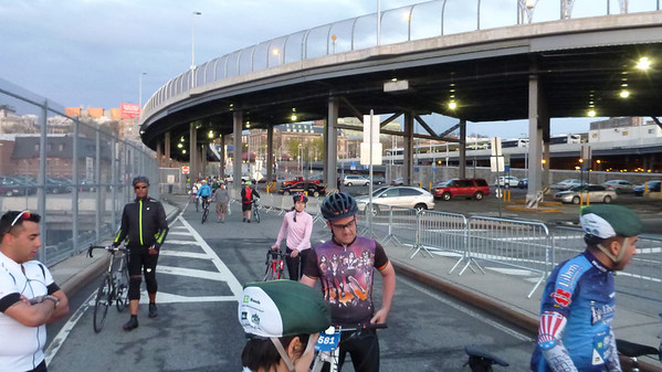 2014 - 05 - TD Bank 5 Boros Bike Tour