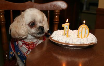 20070712 Joey turns 10!!