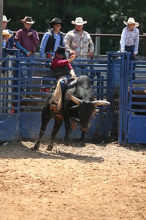 Bull Riding 09/09/2007