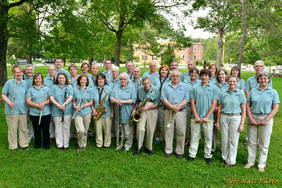 Amherst Town Band 2012