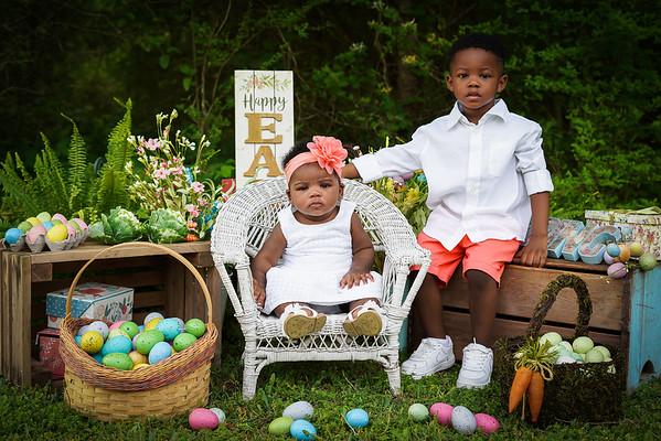 Aalyiah and Makai