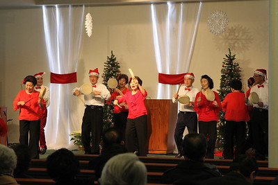 Christmas Week service