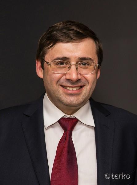 Сергей Швецов, первый зам. пред ЦБ
