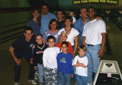 Castlewood Bowling Night Summer 1998