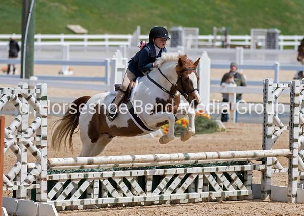 2021 Trimbles Ridge Horse Show III (4/3) -- Morning Classes -- Wiley