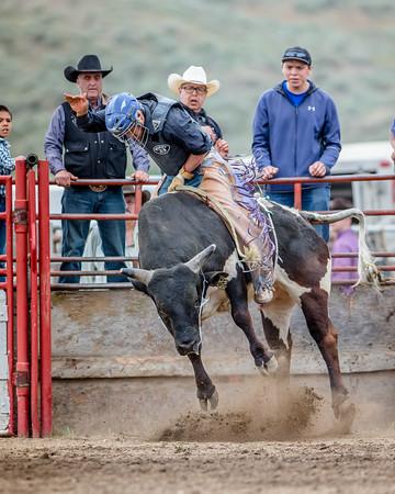 Bull Riding DMC 2019  Sat&Sunday