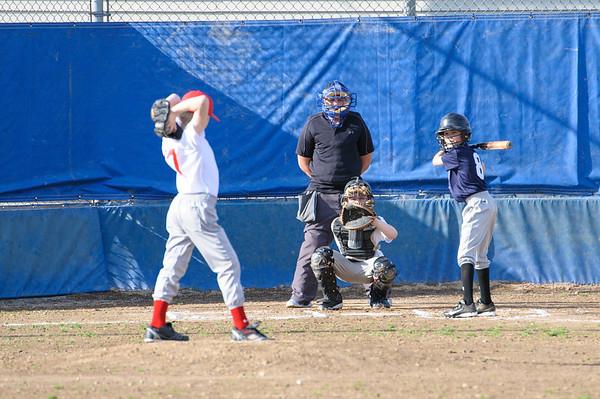 Baseball - 4/30/2013