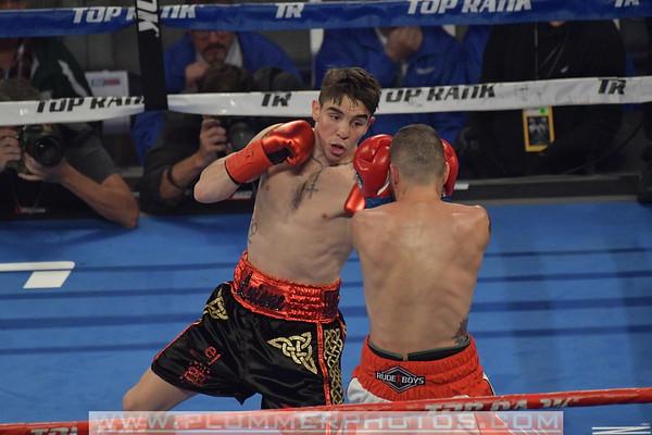 Ibon Larrinaga vs. Michael Conlan