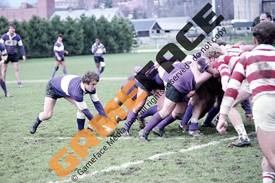 Amherst Men's Rugby