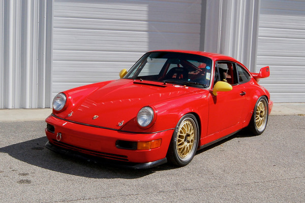 SOLD: '91 Porsche 964 H Class Race Car