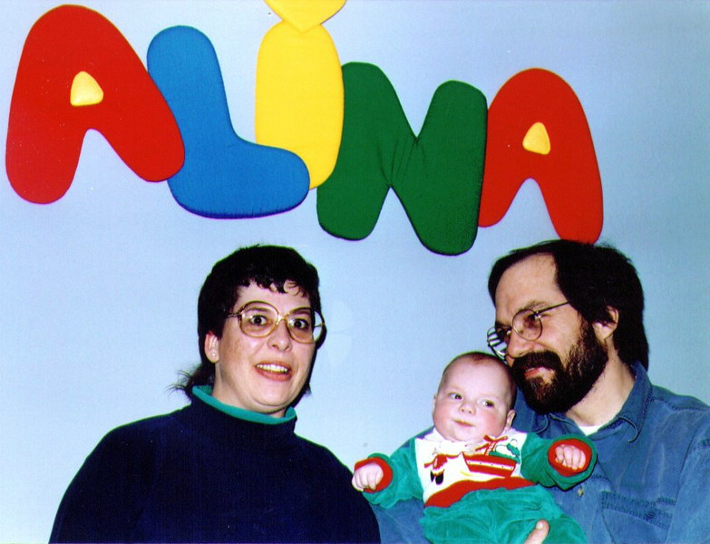 Connie, Alina & Dave, 1993, .jpg