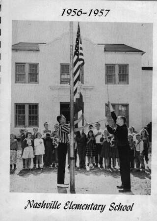 Nashville Elementary - 1956-57