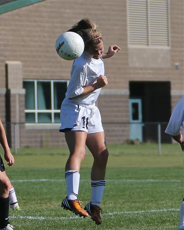 Ladies Soccer vs Mollala 9-06-12