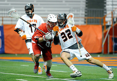 NCAA Lax: Cortland vs RIT; 3/12/14