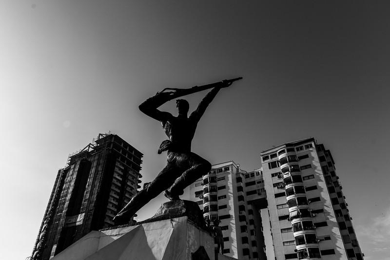 travel albania b&w statue communist art adventure streetphotography silhouette natgeo -1.jpg