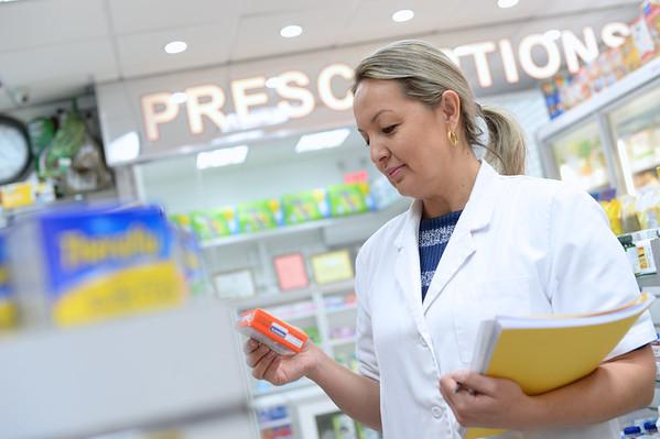 Pharmacy Est 19