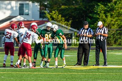 Football - Freshman:  Rock Ridge vs Loudoun Valley 8.31.2015 (by Michael Hylton)