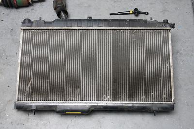 2002 OEM WRX Radiator