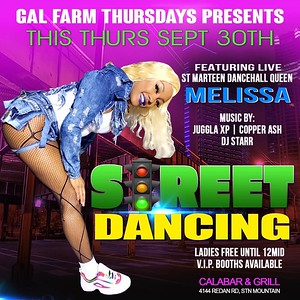 GAL FARM THURSDAYS STREET DANCING