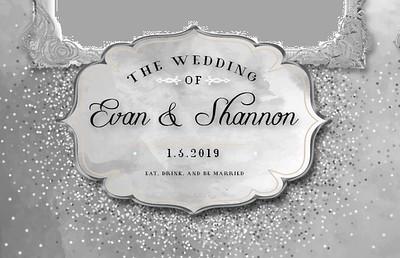 Evan & Shannon's Wedding!