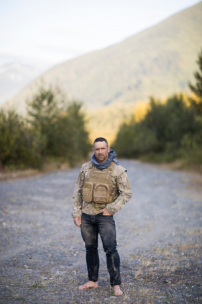 Adam Palmer Portraits - By Christopher Kimmel