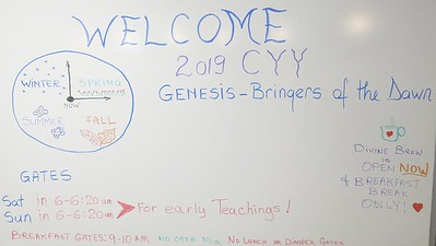 CYY Yelm January 11-13 2019