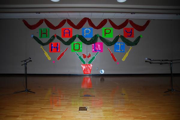 2010 Holi Celebration
