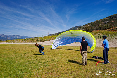 NeverLand Paragliding Lessons, May  05 - 06, 2018