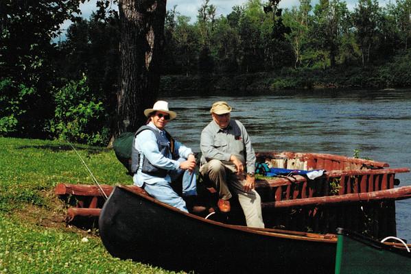 Missinaibi River 1994