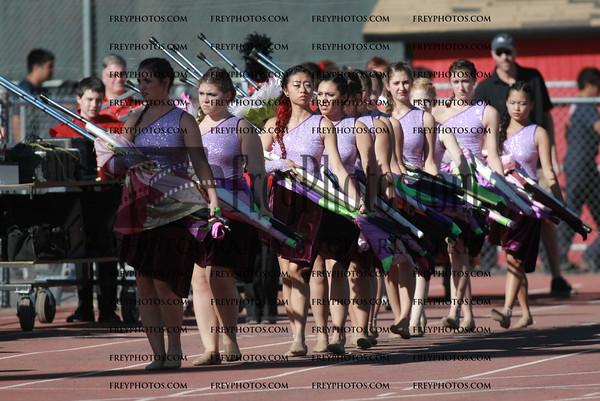 Chaparral High School Firebird Marching Band