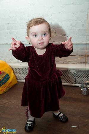 Rochel Miriam Gorokhov 1 Year Old  Birthday