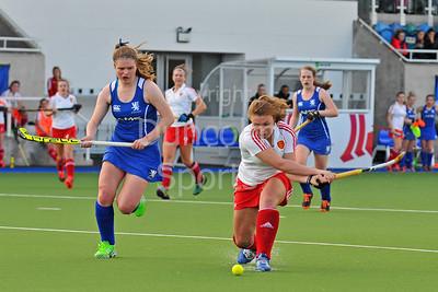Scotland Under 18 Girls v England