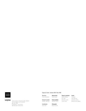 Rapport d'activités_2001-2002