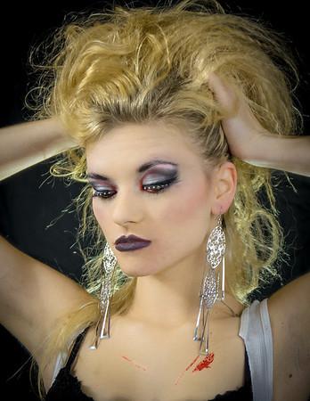 Zombie Boudoir - Amanda