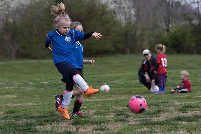 Spring AYSO Soccer
