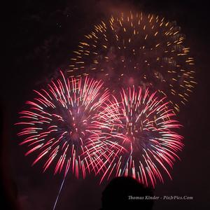 Fireworks 7/4/17