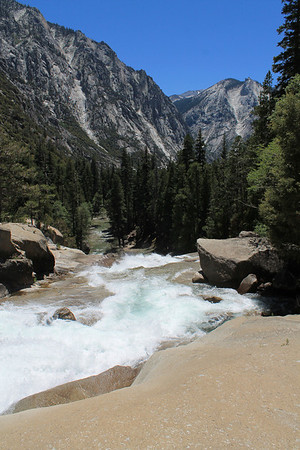 Kings Canyon National Park - June 8-10, 2012