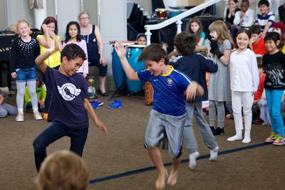 LS Dance Assembly